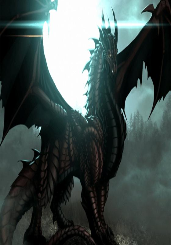 Black Dragon Wallpaper Hd Full For Android Apk Download