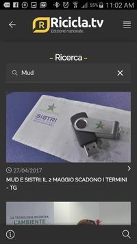 Ricicla.tv screenshot 2