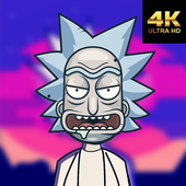 Rick fanart Wallpapers icon