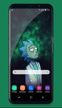 Rick fanart Wallpapers screenshot 3