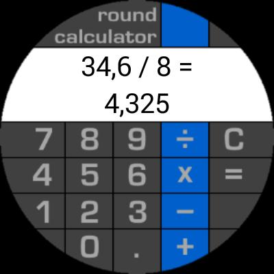 Round Calculator for Android - APK Download