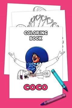 How To Color COCO Coloring Book For Adult 2 screenshot 2