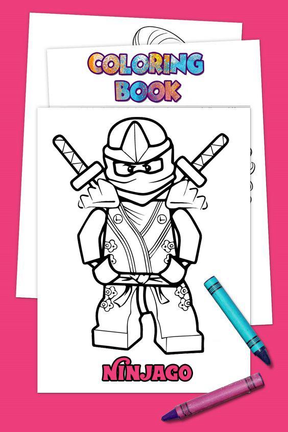 22+ Creative Picture of Ninjago Coloring Pages   Ninjago coloring ...   846x564