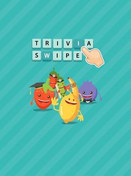 Trivia Swipe poster