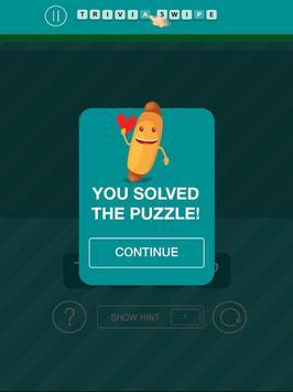 Trivia Swipe apk screenshot