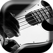 Awesom Guitar Live Wallpaper icon