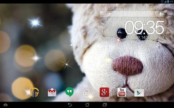 Teddy Bears Live Wallpaper screenshot 4