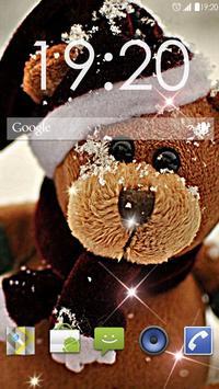 Teddy Bears Live Wallpaper screenshot 1