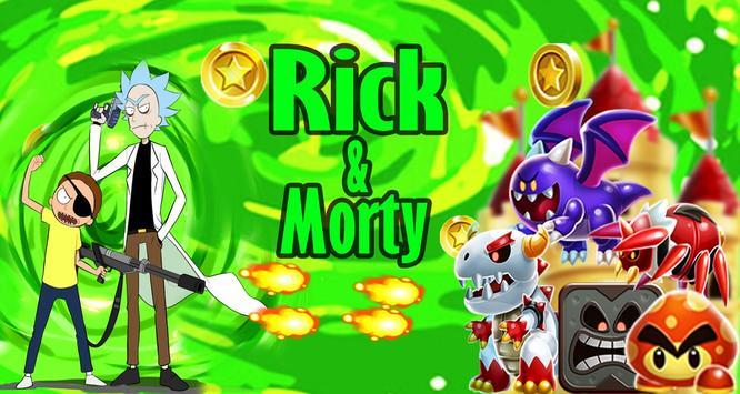 Super Rick adventures of morty screenshot 4