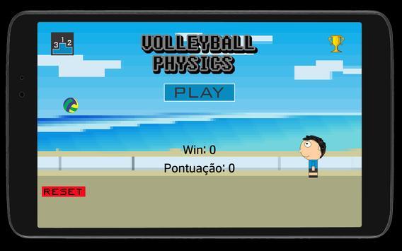 Volleyball Physics imagem de tela 3