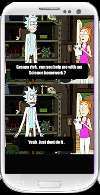 Funny Rick Morty Quotes for Android - APK Download