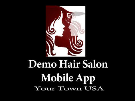 Demo Hair Salon App apk screenshot