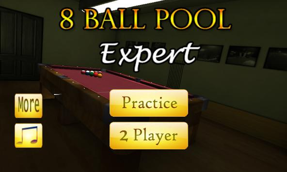 8 Ball Pool Expert poster