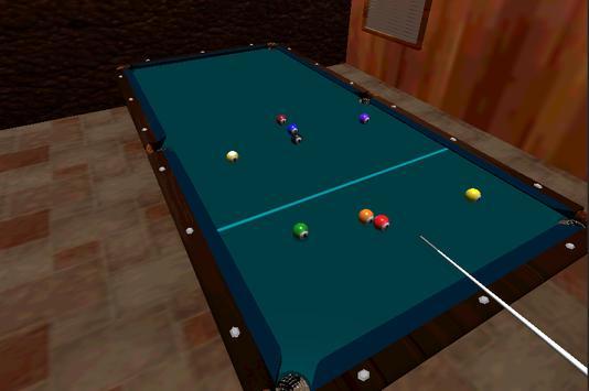 Real Pool:9 Ball 3D apk screenshot