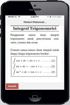 Integral High School Mathematics screenshot 2