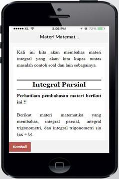 Integral High School Mathematics screenshot 4