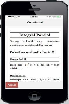 Integral High School Mathematics screenshot 5