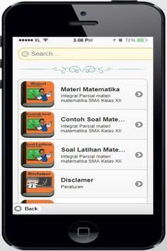 Partial Integral apk screenshot