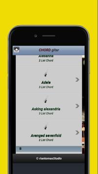 Kumpulan Kunci Gitar Lengkap screenshot 1