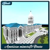 Best American Minecraft House icon