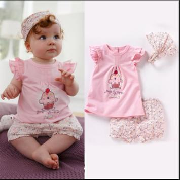 Baby Outfit screenshot 2
