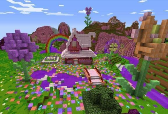 Garden For Minecraft Ideas for Android - APK Download on Backyard Ideas For Minecraft id=70239