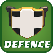 New COC Defence Base icon