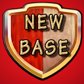 New COC Base icon