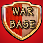 New COC War Base 2017 icon