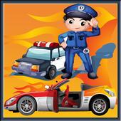 Police Escape icon