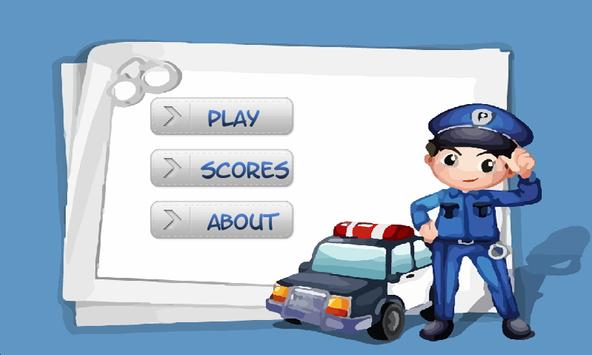 Police Escape poster
