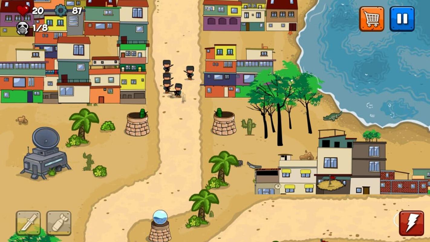 Favela Wars Websites