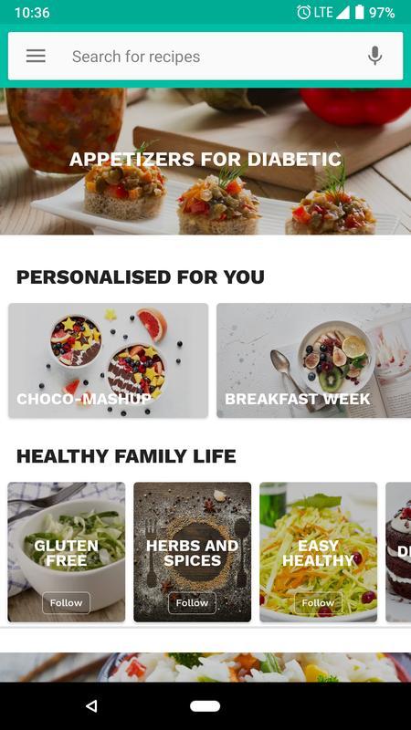 Diabetic diet recipes apk download free food drink app for diabetic diet recipes poster diabetic diet recipes apk screenshot forumfinder Choice Image