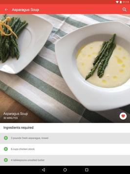Korean recipe book offline screenshot 7