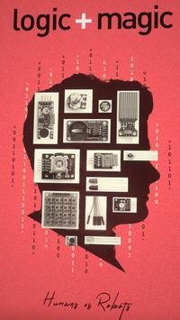 Logic + Magic Magazine: Humans vs. Robots screenshot 1