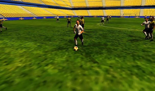 Soccer Dream championship 2016 apk screenshot