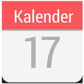 Kalender Indonesia Kegiatan icon