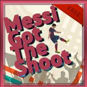 Messi's Got The Shoot Free icon