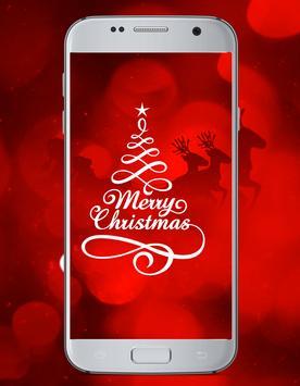Cinta Natal Wallpaper poster