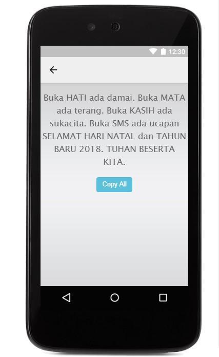 Kata Kata Salam Selamat Natal Für Android Apk Herunterladen
