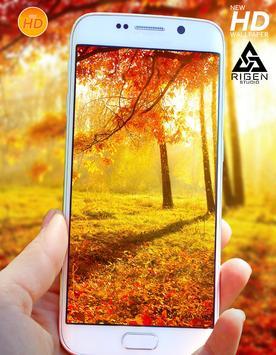 Wallpaper Autumn New HD poster