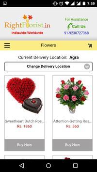 Right Florist apk screenshot