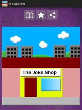 The Joke Shop poster