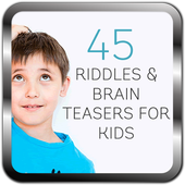 45 riddles and Brain Teasers icon