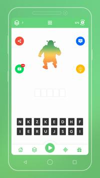Pop Character Quiz apk screenshot