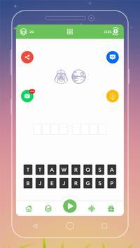 Pop Emoji Quiz apk screenshot