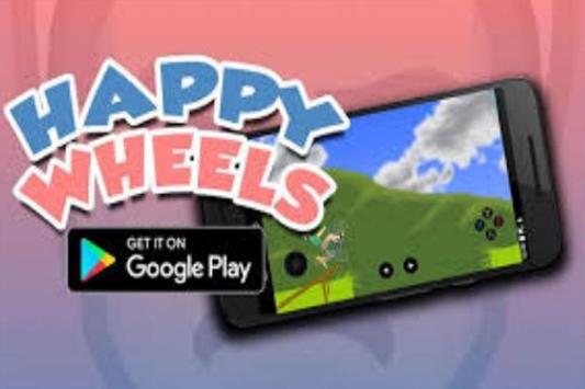 Guide Hint Happy Wheel 2018 screenshot 3