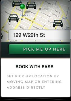 App Limo Houston screenshot 1