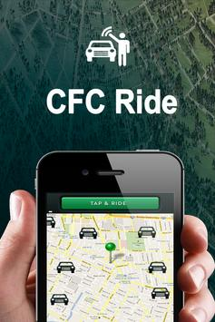 CFC Ride poster