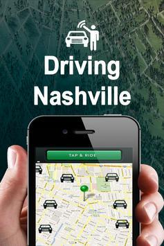 Driving Nashville poster